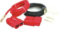 Bulldog Winch Wiring Kit 7.5 Ft 3 Gauge Front W/Quick Connects Front