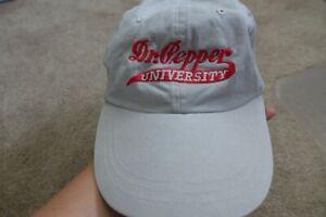 Dr. Pepper University Dad Hat