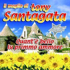 I successi-TONY SANTAGATA CD SMI