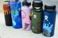 LOFT417 Custom Painted HydroFlask- You Choose Color and Design