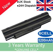 Battery for Fujitsu LifeBook AH512 AH530/3A AH531 LH52/C LH520 LH522 FPCBP250AP