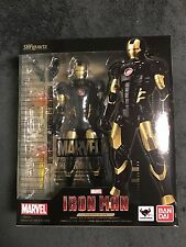 BANDAI S.H.Figuarts Iron Man Mark 3 MARVEL AGE OF HEROES EXHIBITION Limited