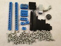 Mixed Bundle of Vintage Lego Technics Blocks and Miscellaneous Pieces