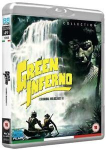 The Green Inferno AKA Cannibal Holocaust 2 Blu Ray Reg/All Inc Registered Post