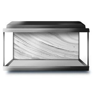 Fish Tank Background 90x45cm BW - Latte Milk Foam Coffee Cafe  #38740