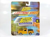 JOHNNY LIGHTNING 1976 DODGE PICKUP TRUCK LIGHTNING SPEED 1:64 DIE-CAST NEW NOC