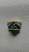 Rare 1947 Norwich Speedway Badge With Makers Name