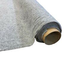 4sqm Silver Stretchy Camper Van Lining Carpet
