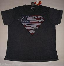 PRIMARK MEN'S DC COMICS SUPERMAN LOGO T SHIRT TEE TOP UK XS - XXL