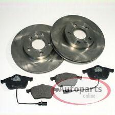 Vw Sharan bis 04.2001 - Bremsscheiben Bremsen Bremsbeläge Warnkontakt für vorne