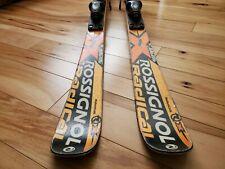 New listing Rossignol Radical Rx 140cm Racing Skis w/Adjustable Rossignol Bindings