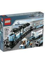 set LEGO Treno merci MAERSK 10219 - perfetto originale SIGILLATO NUOVO collezion