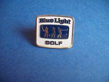 Labbats Blue Light Golf Button Lapel Hat Pin Back Canadian Beer Golfer Golfing
