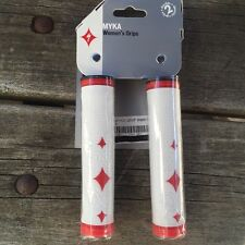 New Women's Specialized Myka Grips White/Red