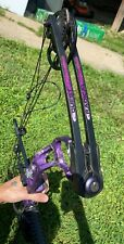 G5 Quest Radical Compound Bow Realtree Purple 15-70# Right Handed repair