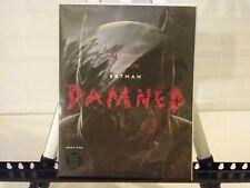 Batman Damned #1 Uncensored 1st Print DC Black Label NM