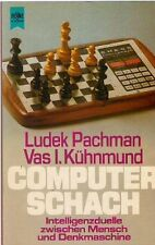 COMPUTER SCHACH PACHMAN-KUHNMUND WILHEM HEYNE VERLAG SCACCHI(B412)