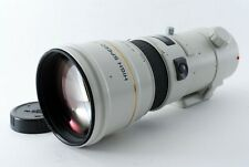 [EXC+++] Minolta High Speed AF APO TELE 300mm F4 G A Mount from Japan #566288