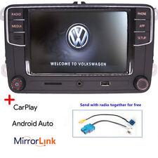 Autoradio RCD330+ Carplay,Android Auto,BT,AUX,RVC VW GOLF TOURAN TIGUAN POLO EOS