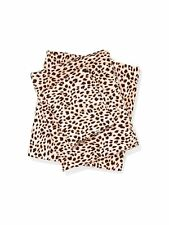 Victorias Secret Pink Sheet Set Leopard Dorm Bedding SOLD OUT NWT Twin XL
