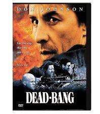 PRE ORDER: DEAD BANG (1989 Don Johnson)  (DVD) UK compatible sealed