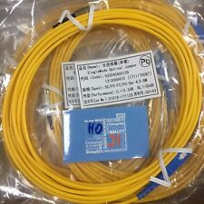 3M SC-FC SC/PC FC/PC Simplex 9/125 Singlemode Fiber Optic Cable PatchCord Jumper