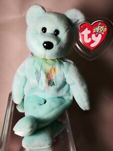 Rare Ty Beanie Baby 'Ariel' the Bear - MINT CONDITION- RETIRED ~ Exclusive!