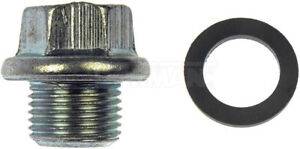 2 Dorman Engine Oil Drain Plugs 090-042 18X1.50mm fit Toyota 5MGE-7MGTE Engines