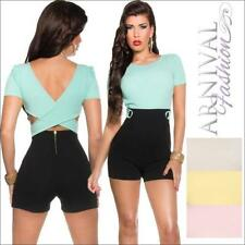 Petites Polyester Jumpsuits, Rompers & Playsuits for Women