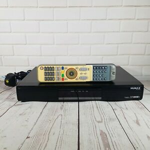 HUMAX PVR-9150T Freeview 160GB HDD Twin Tuner Digital TV Recorder Scart Output