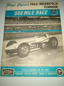 1962 INDY Yearbook