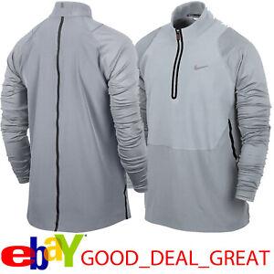 Tiger Woods TW Pullover Jacket Sweater 518114-047 Size Medium *Nice Design*