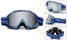 "Cloud 9 - Snow Ski Goggles ""Gorilla"" Adult Camo Anti-Fog Dual Lens UV Protection"
