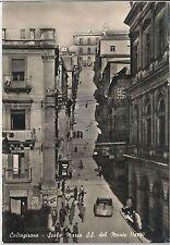 CARTOLINA d'Epoca - CATANIA provincia - Caltagirone 1950
