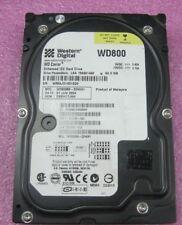 """WD 80GB IDE Caviar WD800 7200 RPM 3.5"""" MDL WD800BB-22HEA1"""