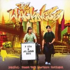 THE WACKNESS - MUSIC FROM THE MOTION PICTURE CD NEU
