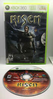 Risen - Case and Game Disc - Complete - Tested & Works - Xbox 360