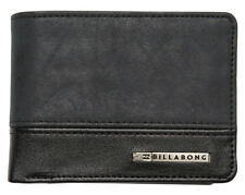 "BRAND NEW + TAGS BILLABONG MENS BOYS TRI-FOLD PVC SURF WALLET ""DIMENSION"" BNWT"
