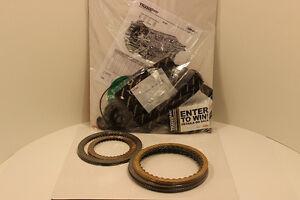 TAAT (Saturn) Master Rebuild Kit W/Steels (GM) 1991 - 2002 (10006APF)