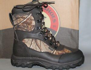 Men's Irish Setter #2822 Size 14D 600 gram Thinsulate, Waterproof Hunting Boot