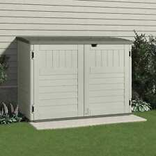 Cascade™ Outdoor Storage Shed, 70-1/2inWx44-1/4inD SUNCAST BMS4700