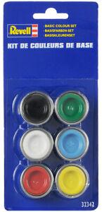 Revell 32342 Basic Colour Set (6x 14ml) Modélisme