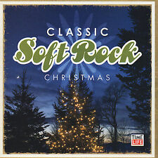 FREE US SHIP. on ANY 2 CDs! ~Used,VeryGood/Good CD Classic Soft Rock Christmas: