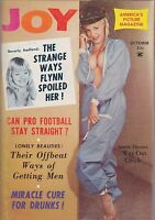 Vintage   pinup digest magazine #059 - OCT 1960 JOY