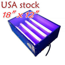 USA! UV Exposure Unit 18