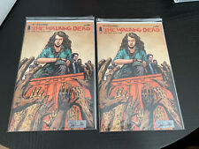The Walking Dead #127 X2 1st Appearances NM Image Comic Book AMC