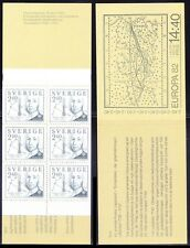 Sweden MNH Booklet, Anders Celsius Astronomer, Invented Medical Thermometer-C104