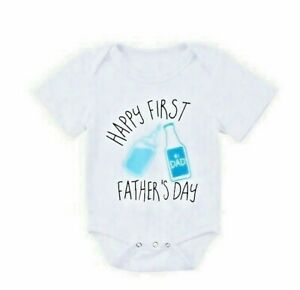 MY FIRST FATHERS DAY ROMPER FOR ANY SEASON ON SALE NOW
