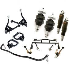 67-70 Mustang RideTech ShockWave Front & Rear Suspension KIT:HQ Shocks &Sway Bar