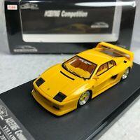 1/64 YM Model Ferrari TESTAROSSA KOENIG Competition Yellow